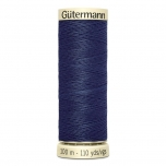 Sewing thread. Elbe-blue (or blueberry) (100 m)