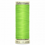 Sewing thread. Apple green (200m)