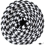 Näidis. Soonikkangas. Musta-valge triibuline