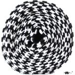 Soonikkangas. Musta-valge triibuline
