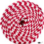 Näidis. Soonikkangas. Punase-valge triibuline