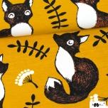 Jersey. Nuutti (fox), ochre