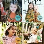 Komplekt: ajakiri POPPY. NR 11-16