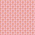 Poplin. Graafilised lilled heleroosal taustal