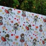 Poplin. Tüdruk maagilises aias