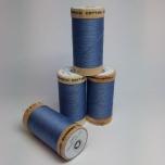 Hallikas-sinine orgaaniline õmblusniit