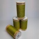 Kuldroheline orgaaniline õmblusniit